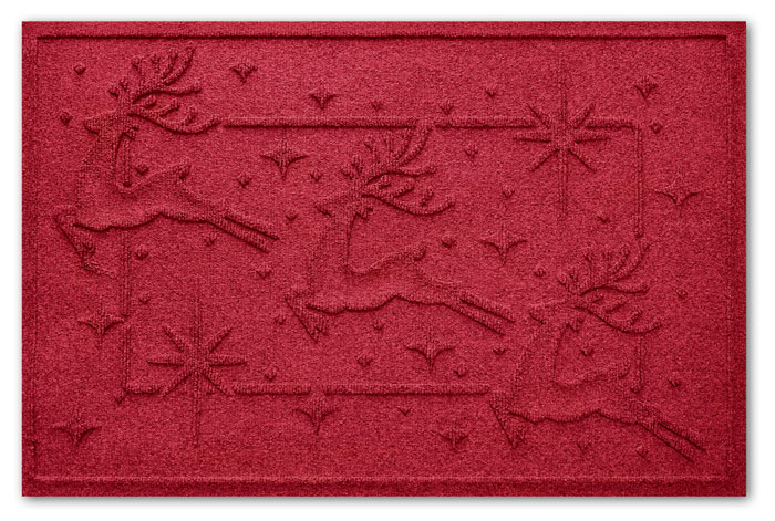 8332: Outdoor Mat - Reindeer (Product Detail)