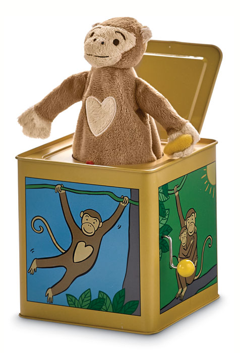 8376: Monkey-in-the-Box (Product Detail)