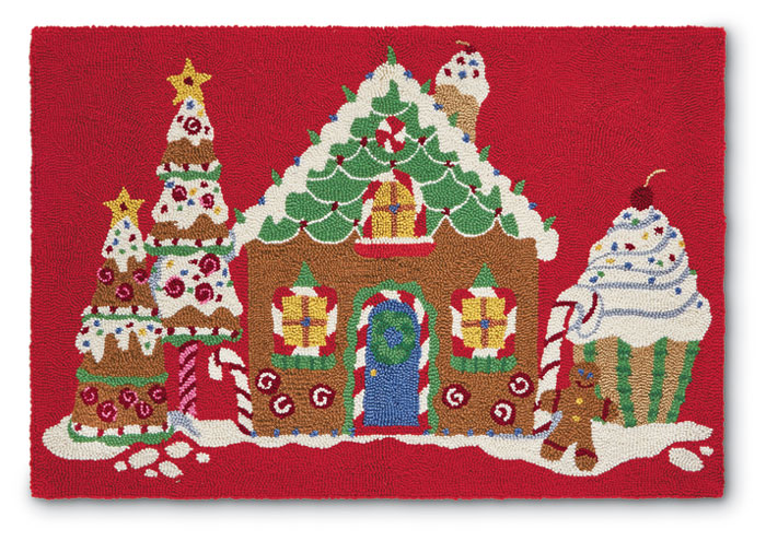 8359: Gingerbread Rug (Product Detail)