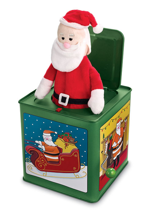 8352: Santa-in-the-Box (Product Detail)