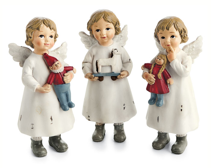 7963: Little Angels (Set of Three) (Product Detail)