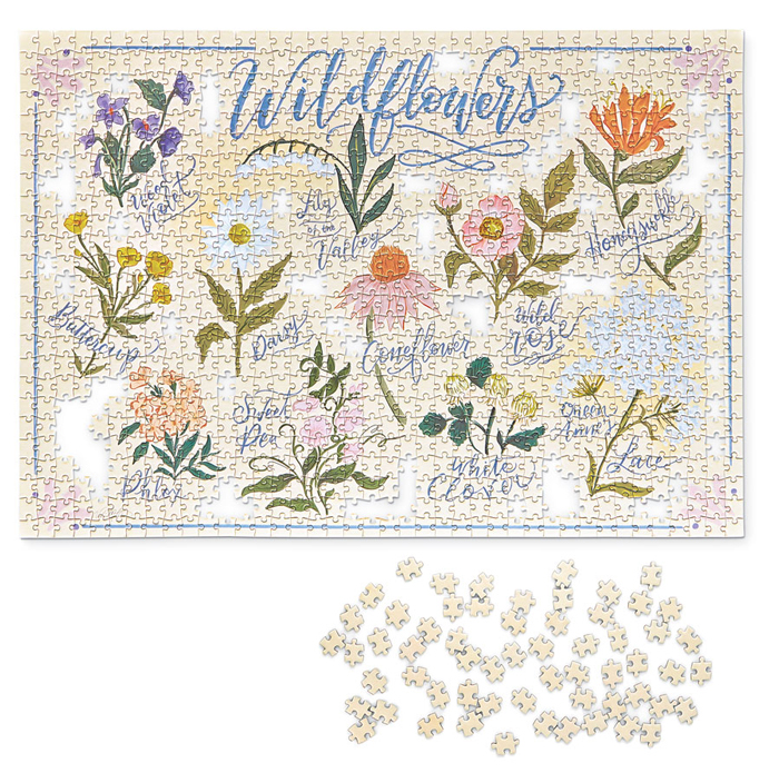 8533: Wildflowers Puzzle (Product Detail)