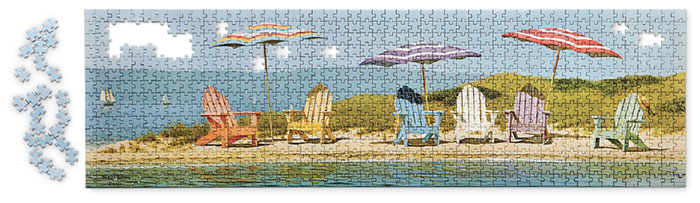 8534: Summer Seaside Puzzle (Product Detail)