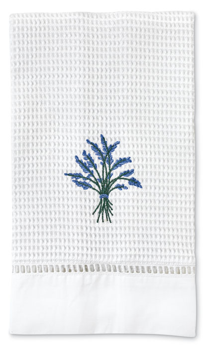 8717: Lavender Towels (Set of Two) (Product Detail)