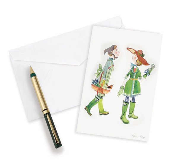 8800: Lady Gardeners Boxed Cards (Set of 15) (Product Detail)
