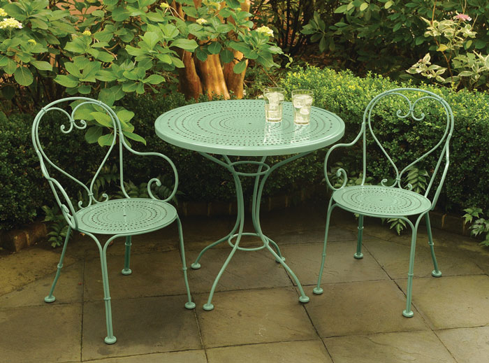 9428: French Bistro Set - Celadon (Product Detail)